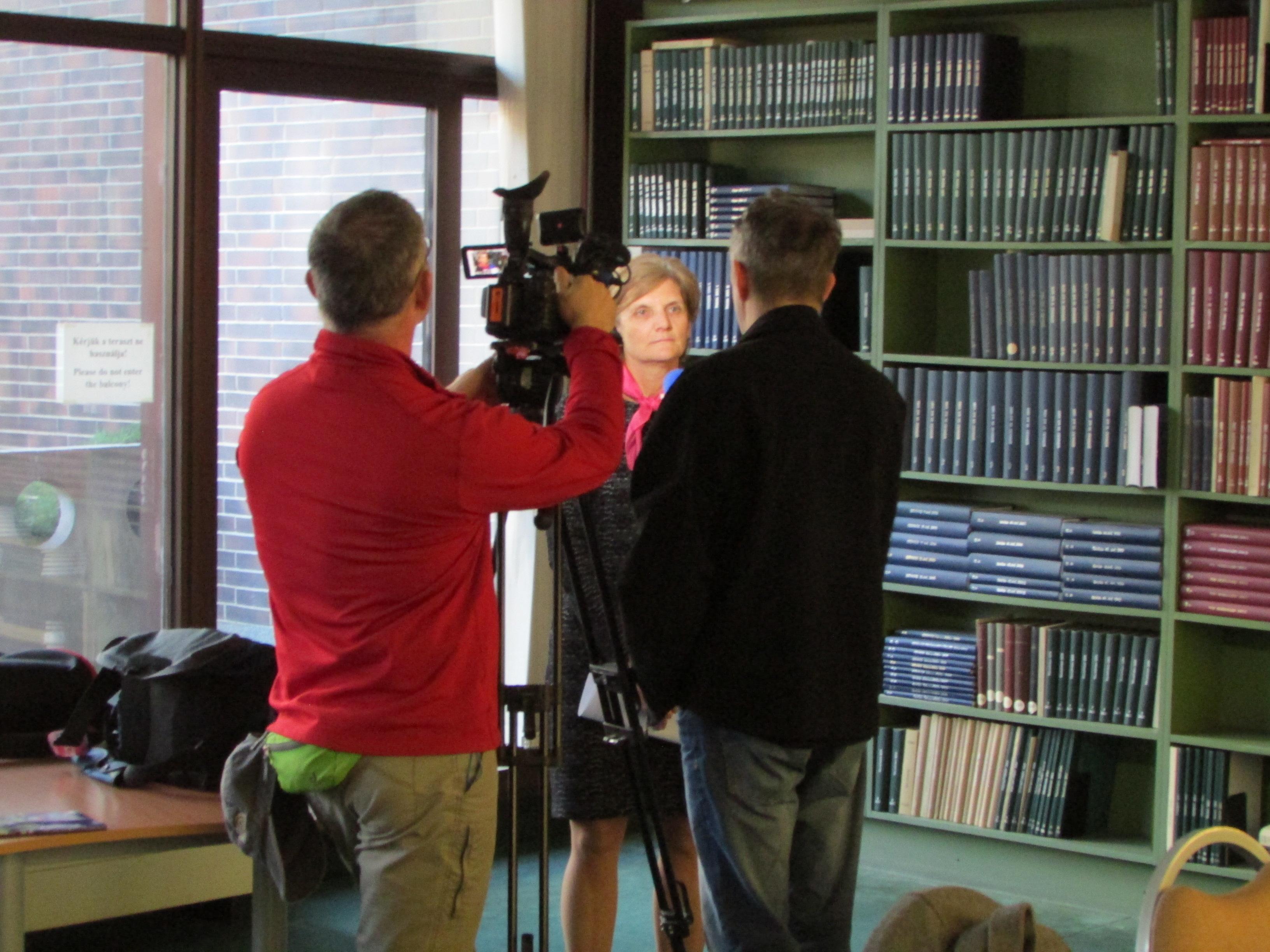 Az én könyvtáram – Csongrád megyei szakmai bemutató és workshop