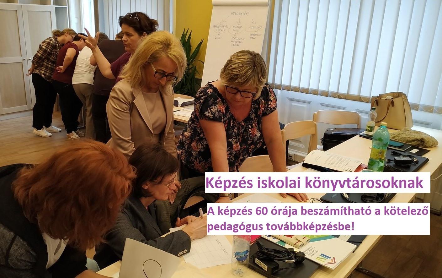 A könyvtárosok szerepe a tanulást támogató könyvtári szolgáltatások megvalósításában